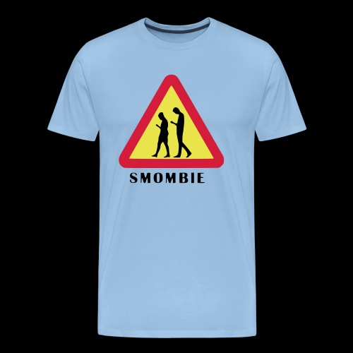 Smombie - Can you see them? - Männer Premium T-Shirt