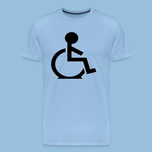 Flattyre1 - Mannen Premium T-shirt