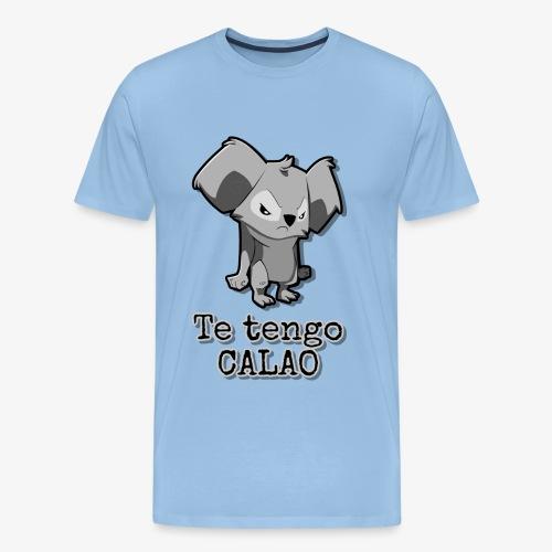 Te tengo CALAO Grey - Camiseta premium hombre