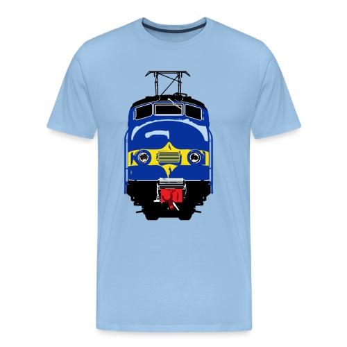 Hondekop Benelux 3 kleuren - Mannen Premium T-shirt