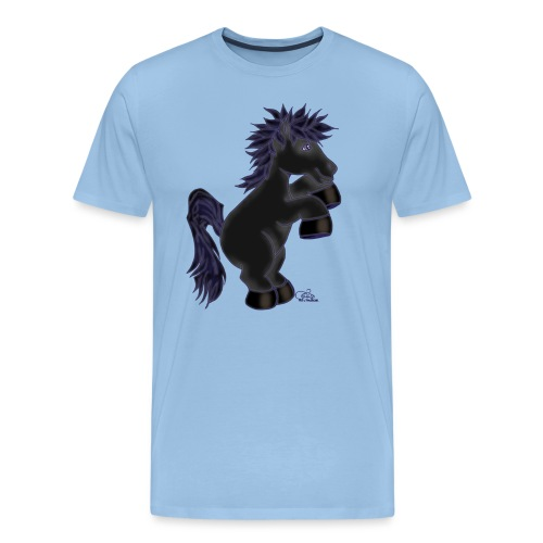 Kleiner Rappe - Männer Premium T-Shirt