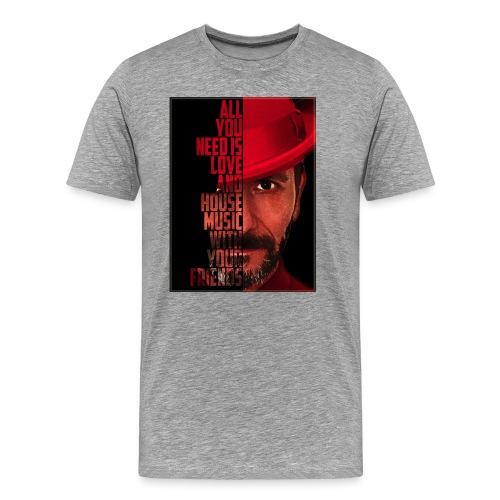 All U NEED - Männer Premium T-Shirt