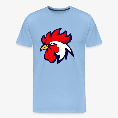 Rooster - Männer Premium T-Shirt