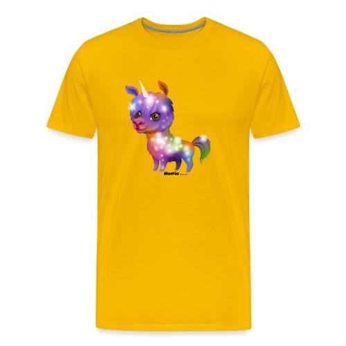 Llamacorn - Mannen Premium T-shirt