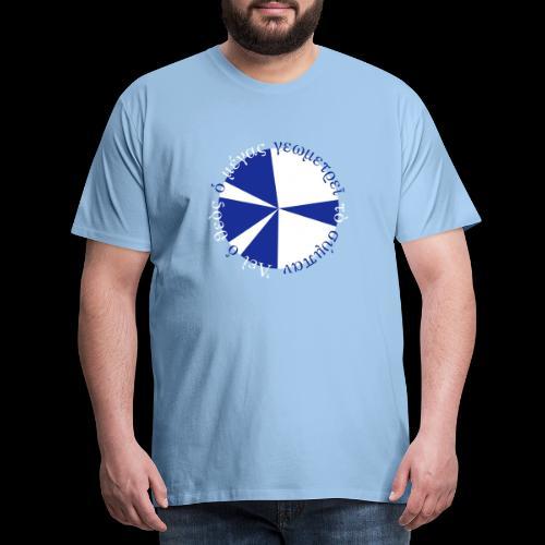 geometrie - Männer Premium T-Shirt
