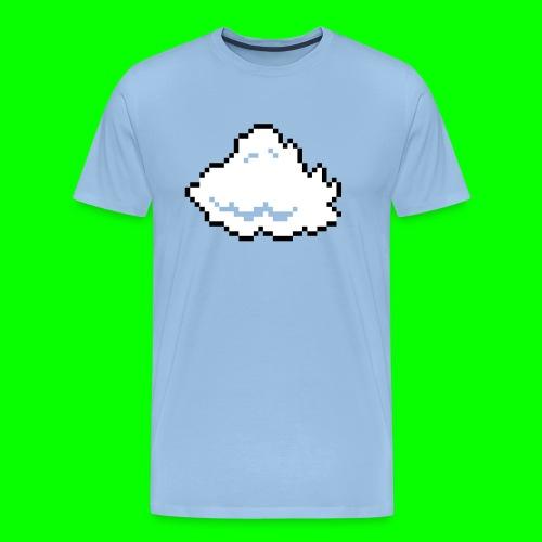 Mario Clouds - Mannen Premium T-shirt