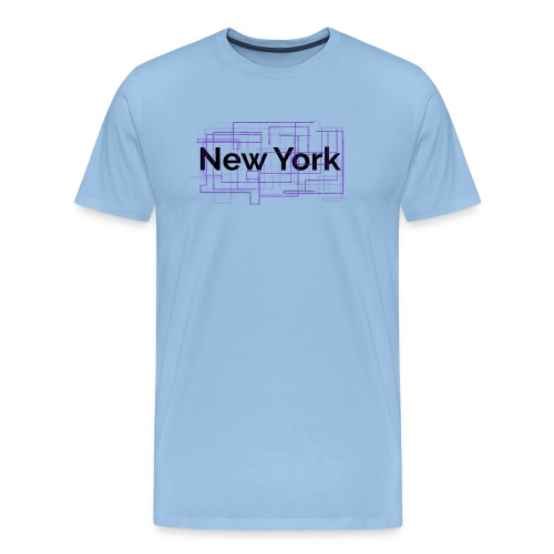collection New York - T-shirt Premium Homme