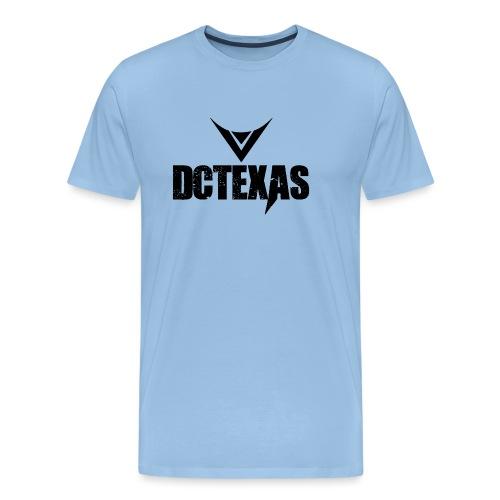 DCTexas2 Black - Männer Premium T-Shirt