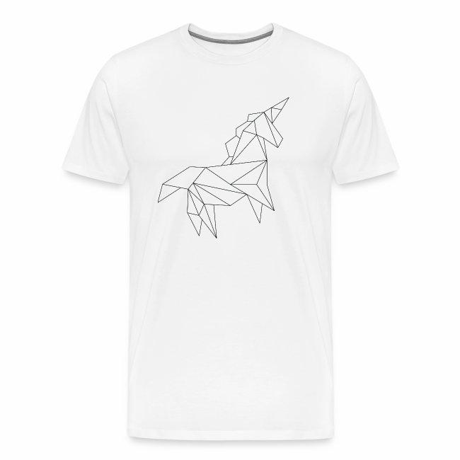 licorne géométrique