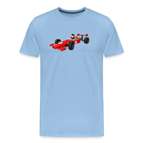 Overdrive Racer No1 - Men's Premium T-Shirt