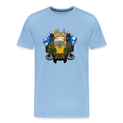 logonuiiiii1 - Männer Premium T-Shirt
