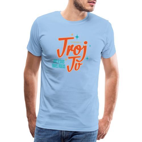 Troj Bay - Mannen Premium T-shirt