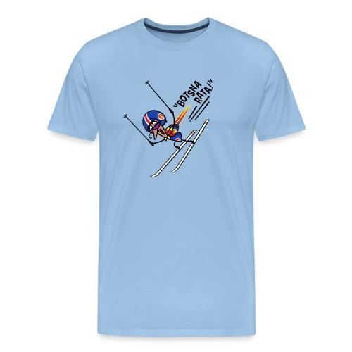 Adrenalini - Xan Ski Stunt - Men's Premium T-Shirt
