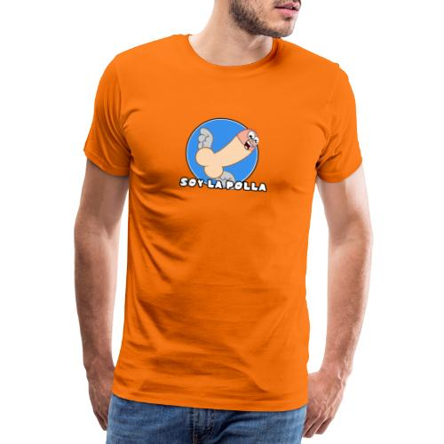 Soy la polla - Camiseta premium hombre
