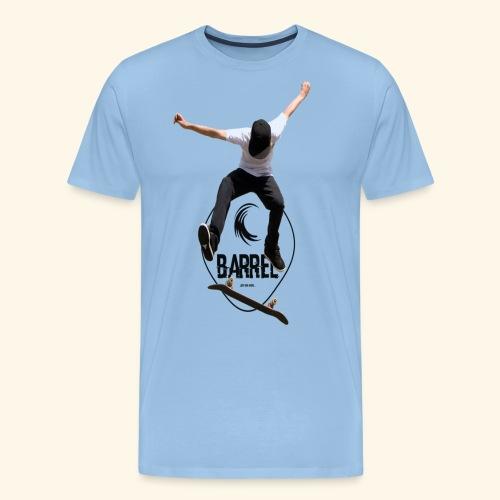 Barrel_skate - Camiseta premium hombre