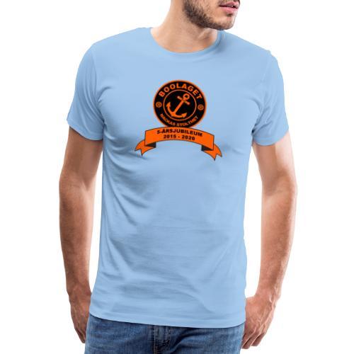 5-ÅRSJUBILEUM - Premium-T-shirt herr