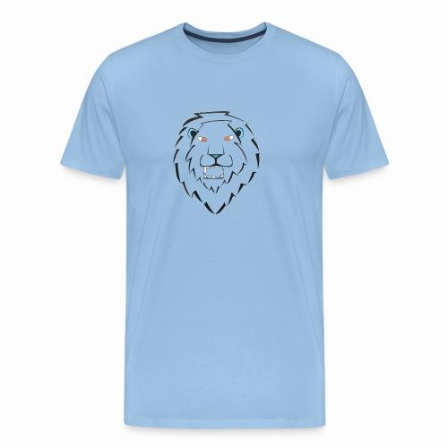 Logo1111 png - Mannen Premium T-shirt
