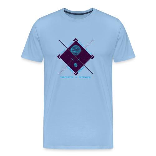 Sunna Wedra 2018 Supporter & Defender - Männer Premium T-Shirt