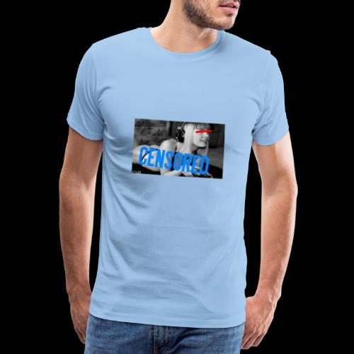 Censored - T-shirt Premium Homme