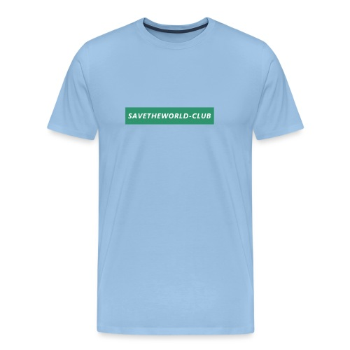 Savetheworld-Club - Männer Premium T-Shirt