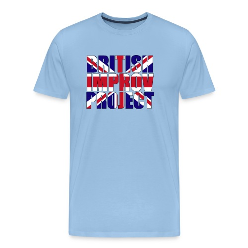 BIP Logo - Men's Premium T-Shirt