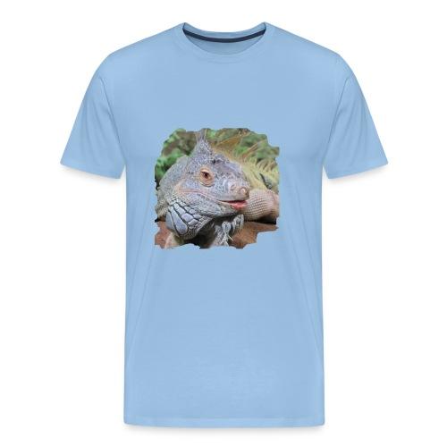 leguaan - Mannen Premium T-shirt
