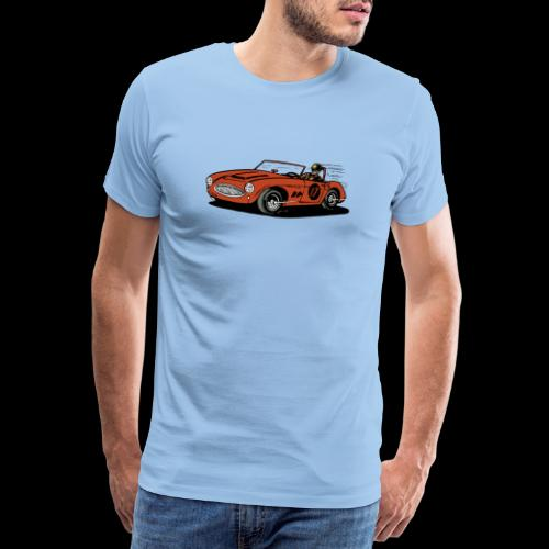 car - Männer Premium T-Shirt