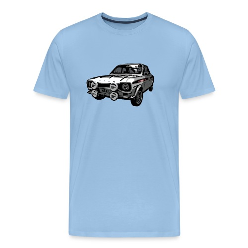 Mk1 Escort - Men's Premium T-Shirt