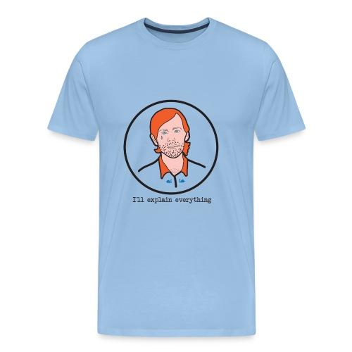 aux geeks - T-shirt Premium Homme