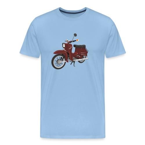 Simson Schwalbe - Männer Premium T-Shirt