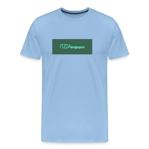 logo face jpg - Camiseta premium hombre