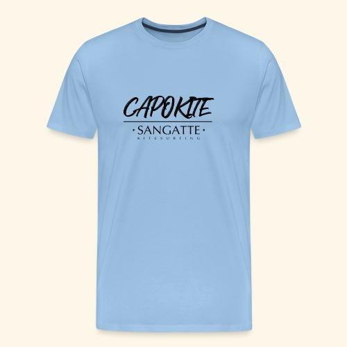 logo capokite noir new - T-shirt Premium Homme