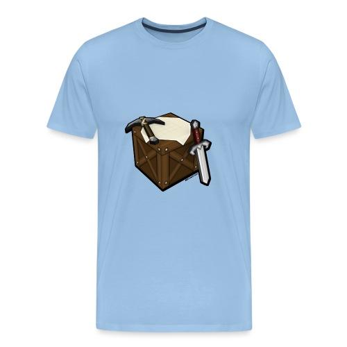 BDcraft Bench - Men's Premium T-Shirt