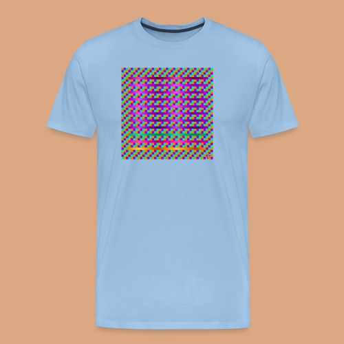 8 viziEvirtu - Maglietta Premium da uomo