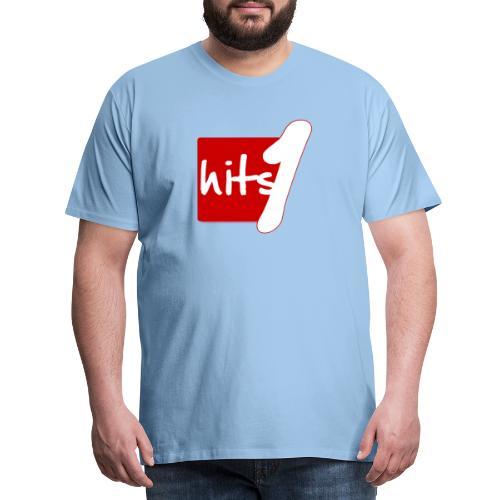 Hits 1 radio - T-shirt Premium Homme