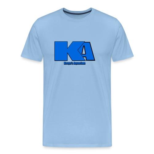 logohighressmall - Mannen Premium T-shirt
