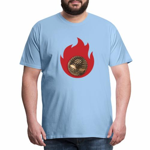 petanque fire - T-shirt Premium Homme