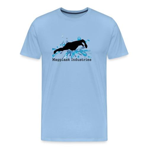180pxmagplasktryck4 - Premium-T-shirt herr