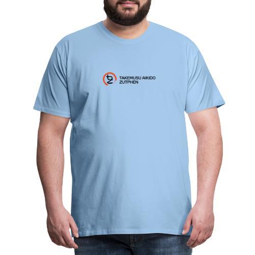 taz-tekst - Mannen Premium T-shirt