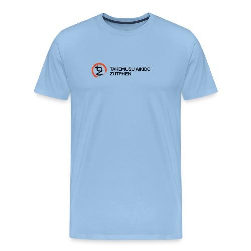 taz text - Mannen Premium T-shirt