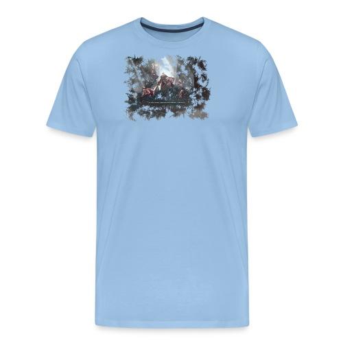 Biolabs3 Design by ZeroServal Spieler von NyanRo - Männer Premium T-Shirt