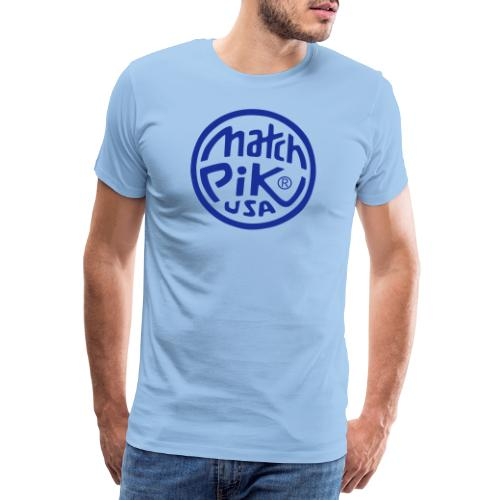 Scott Pilgrim s Match Pik - Men's Premium T-Shirt