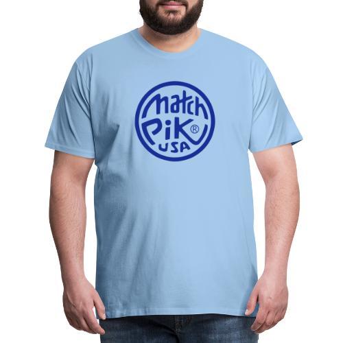 Scott Pilgrim s Match Pik - Men's Premium T-Shirt