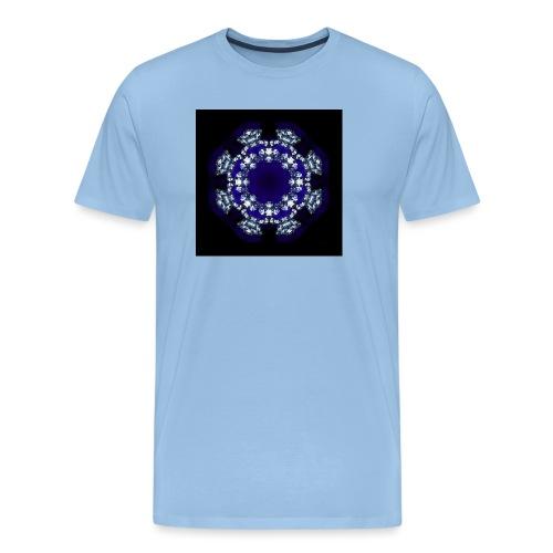 Mandala Diamante - Camiseta premium hombre