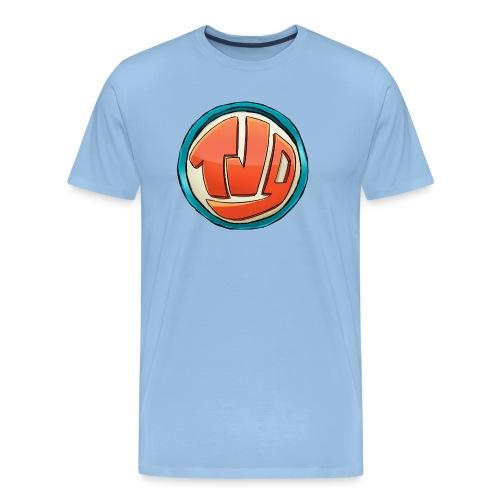 te veel gevraagt - Mannen Premium T-shirt