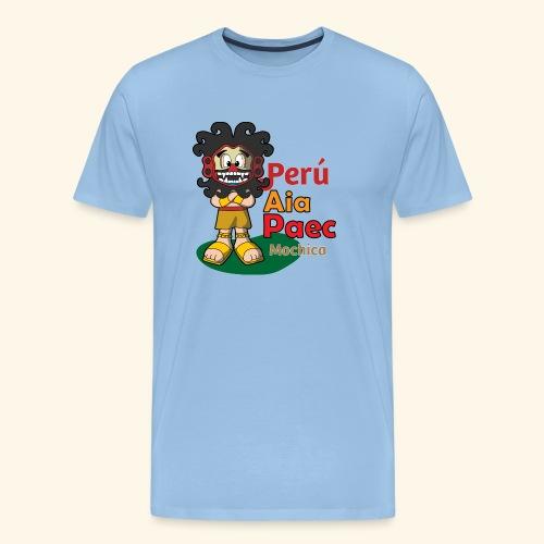 dios aia paec - Camiseta premium hombre