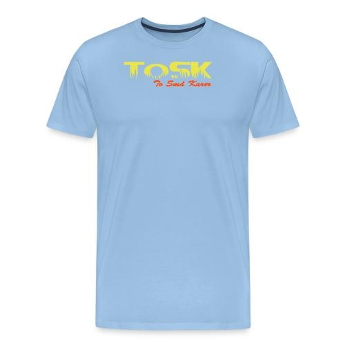nr2 - Premium T-skjorte for menn