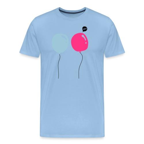 Fake - Mannen Premium T-shirt
