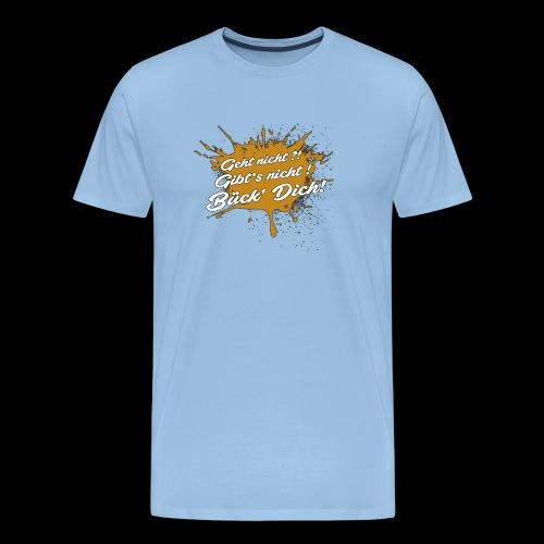 BückDich - Männer Premium T-Shirt