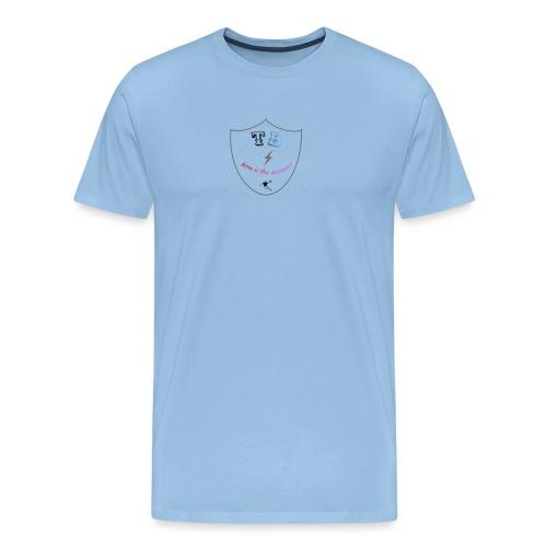 Logo Officiel TB - T-shirt Premium Homme